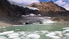 La Valtellina come la Patagonia: cartoline dal ghiacciaio che si scioglie