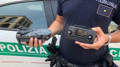 Drone in Duomo: passante colpito e ferito