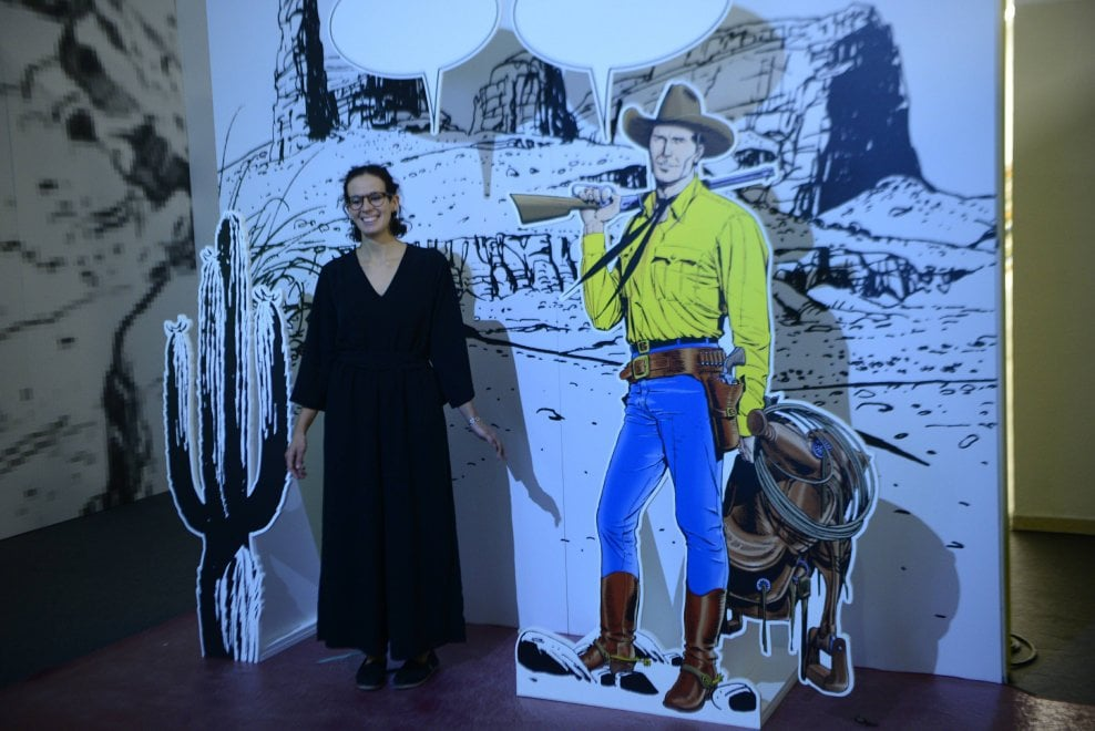 Tex Willer ha 70 anni, a Milano la mostra-omaggio