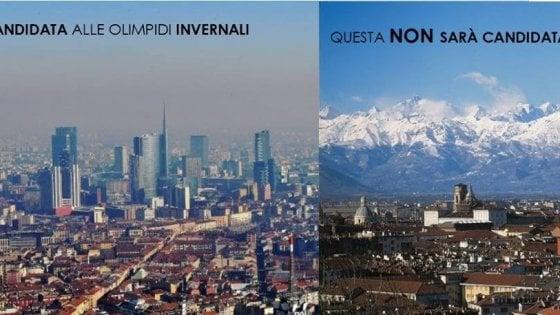 """Olimpiadi 2026, Fontana contro Appendino: """"Quel fotoconfronto è un fake. Milano è bella"""""""