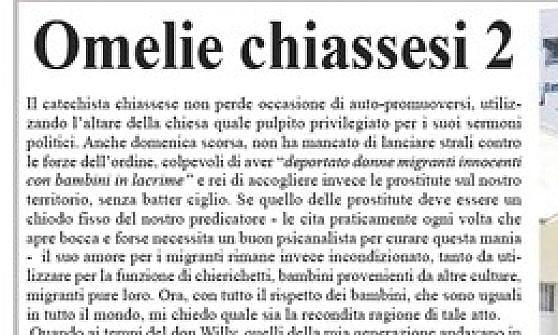 """La Lega dei Ticinesi si scaglia contro il parroco di Chiasso: """"Bambini migranti come chierichetti? Impensabile una volta"""""""