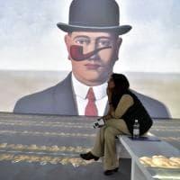 'Inside Magritte', opere ed esperienze nella stanza delle meraviglie