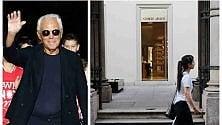 Giorgio Armani lascia Montenapoleone:  arriva Louis Vuitton