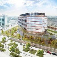Milano Santa Giulia, al via il cantiere del business district: i rendering della torre Spark One
