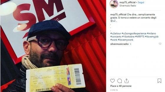 Milano pronta a riaccogliere gli U2: l'attesa sui social