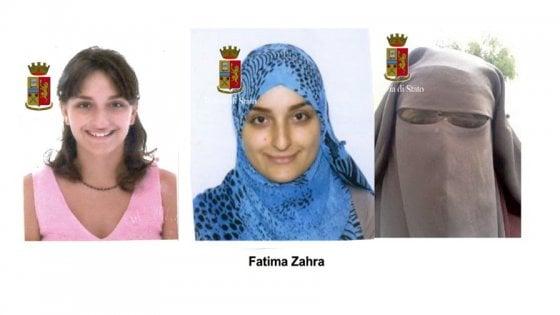 """""""Fatima , maestra di jihad per le donne di Siria"""": così i giudici che hanno condannato la foreign fighter"""