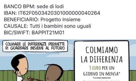 """Scuola, migranti senza mensa a Lodi: scatta la gara di solidarietà. Il ministro Bussetti: """"Pronto a incontrare la sindaca"""""""