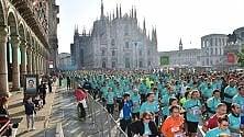 Deejay Ten: da piazza Duomo all'Arena, la gioiosa carica dei 40mila