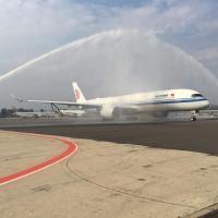 La Cina sceglie l'Italia per la prima tratta internazionale del nuovo Airbus: l'arrivo a Malpensa