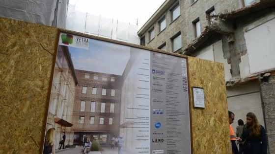 Milano, nuova vita per l'ex esattoria di piazza Vetra: negozi, uffici e gallerie pedonali