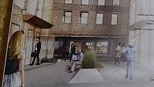 Nuova vita per l'ex  esattoria di piazza Vetra:  negozi e gallerie pedonali