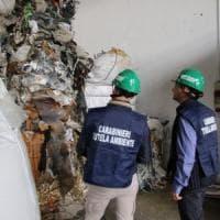 Discarica abusiva nella fabbrica, sequestrati a Cornaredo 1.200 metri cubi
