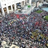 Milano chiama Riace: il sindaco Lucano in collegamento per