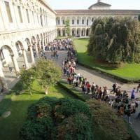 Folla in Statale per il film su Stefano Cucchi: tutti in coda