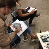 Il Mercato comunale di viale Monza apre a 70 studenti: una giornata per progettare i nuovi interni