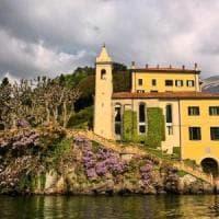 Como, villa del Balbianello superstar del Fai: turisti da tutto il mondo