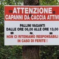"""""""Pallini vaganti dalle 6 alle 13, non rispondiamo di ferimenti"""": polemica a Bergamo per i..."""