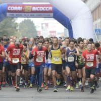 Milano, tutti di corsa per i vent'anni dell'università Bicocca