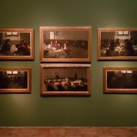 """I """"vecchietti"""" del Pio Albergo Trivulzio di Angelo Morbelli riuniti dopo oltre cent'anni"""