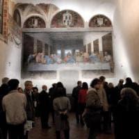 Milano, aria pulita per il Cenacolo: più turisti potranno visitarlo