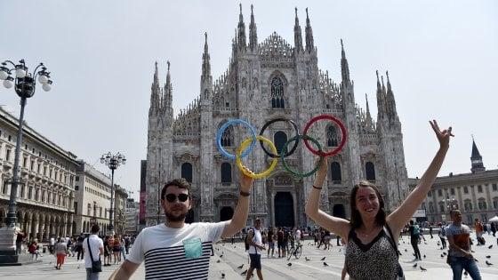 Olimpiadi invernali 2026, a Milano gli ispettori del Cio: vi
