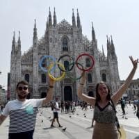 Olimpiadi invernali 2026, a Milano gli ispettori del Cio: visita al Palalido