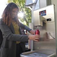Frizzante, naturale e sempre fresca: alla Statale di Milano arriva la casa dell'acqua