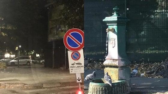 """Milano, municipio leghista rimuove la fontanella della mensa dei poveri: """"Immigrati e clochard ci si lavano"""""""