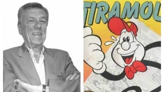 """Morto a Milano Roberto Renzi: era il papà di Tiramolla, """"fatto di gomma e di colla"""""""