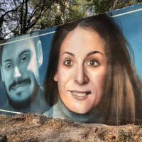 Milano, Giulio Regeni e Valeria Solesin insieme nel murale: