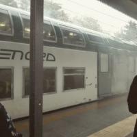 Varese, evacuato un treno di pendolari Trenord per un guasto ai freni
