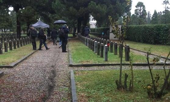 """Miano, """"no"""" al saluto romano alla commemorazione dei caduti della Rsi al Campo X"""