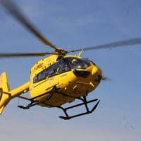 Varese, moto urta furgone: due feriti gravissimi portati in ospedale