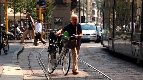 """Trasporti e viabilità, Sala:  """"Il pavè? I milanesi lo amano, ma in parte va ripensato"""""""