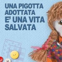 Pigotta, la bambola che ha salvato 800.000 bambini nel mondo