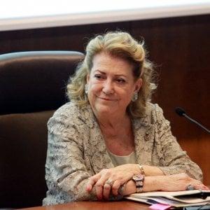 Milano, processo d'appello a Diana Bracco: condanna a 1 anno e 9 mesi