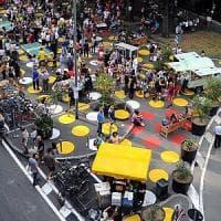 Più piazze a pois a Milano, il Comune cerca idee per riqualificarne altre: