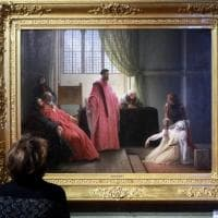Milano, il capolavoro riscoperto di Hayez esposto alla Gam