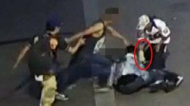 Rissa fra latinos all'uscita della discoteca: quattro arresti, alcuni sono della MS13