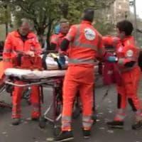 Milano, incidente in metropolitana: 17 passeggeri all'ospedale