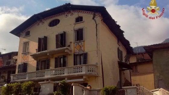 Fuga di gas, esplode una palazzina nella Bergamasca: grave una 97enne