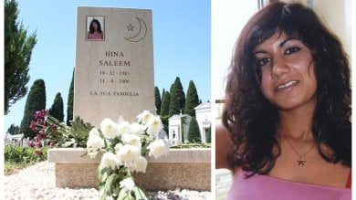 Brescia, non c'è pace per Hina Saleem: il fratello rimuove la sua foto dalla tomba