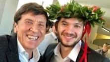 L'orgoglio di nonno Gianni Morandi su Instagram: il nipote Paolo (Antonacci) si è laureato