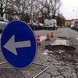 Buche, Milano ci mette una toppa:  1500 interventi per riparare le strade ferite dal maltempo