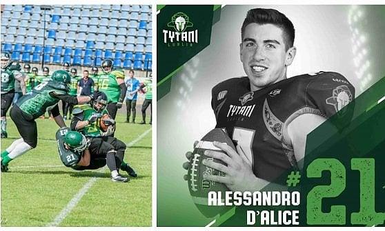 Milano, studente della Cattolica va in Erasmus in Polonia e diventa una stella del football
