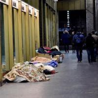 Milano, in terapia intensiva per shock da freddo: clochard 67enne rischia la vita