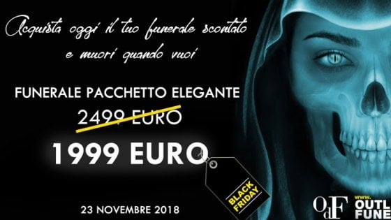 Black Friday, in offerta c