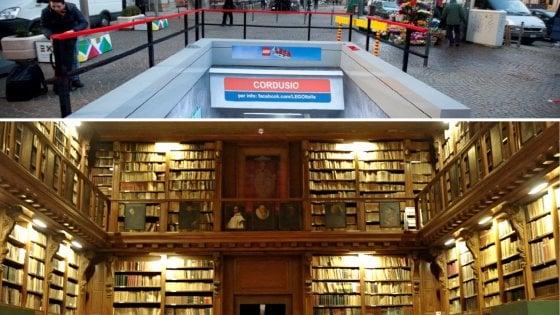 Milano, per i 500 anni di Leonardo Da Vinci la fermata del metrò diventa 'Cordusio-Biblioteca Ambrosiana'