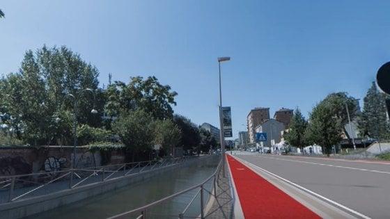 Milano, un tour virtuale sui Navigli riaperti: la realtà aumentata per vedere il futuro della città