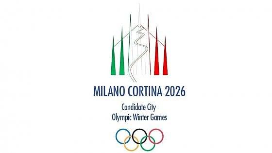 Olimpiadi 2026, il tandem Milano-Cortina si presenta al mondo: a Tokyo svelati logo e videospot